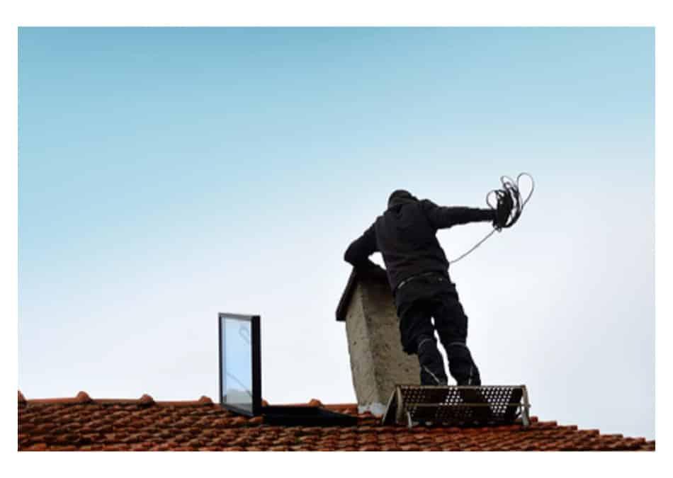 Couvreur à Montgeron 91230 ramonage de cheminée eric robert couvreur